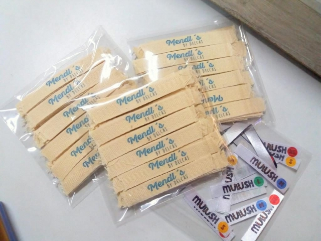 marquillas y etiquetas