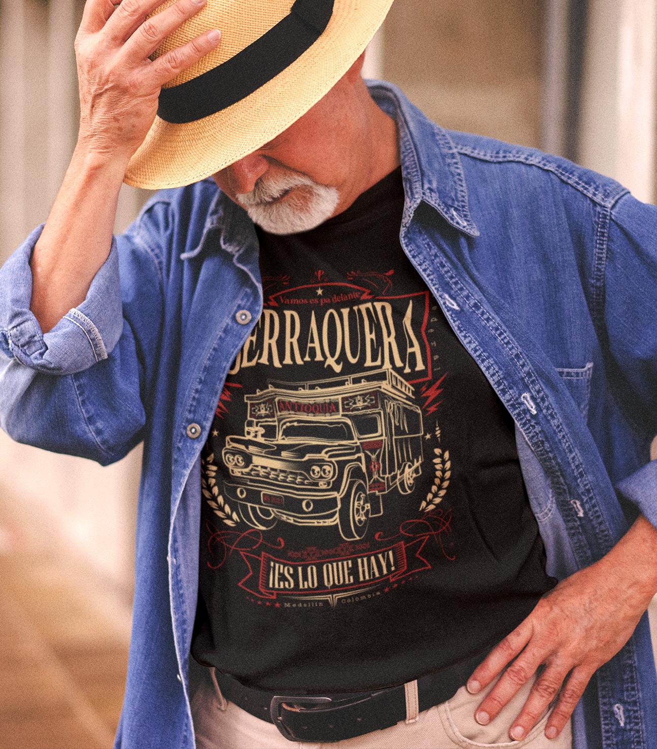 Camiseta Berraquera
