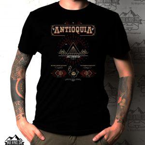 camiseta Antioquia cerro Tusa