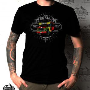camiseta Medellín chiva, chivas colombianas y de antioquia