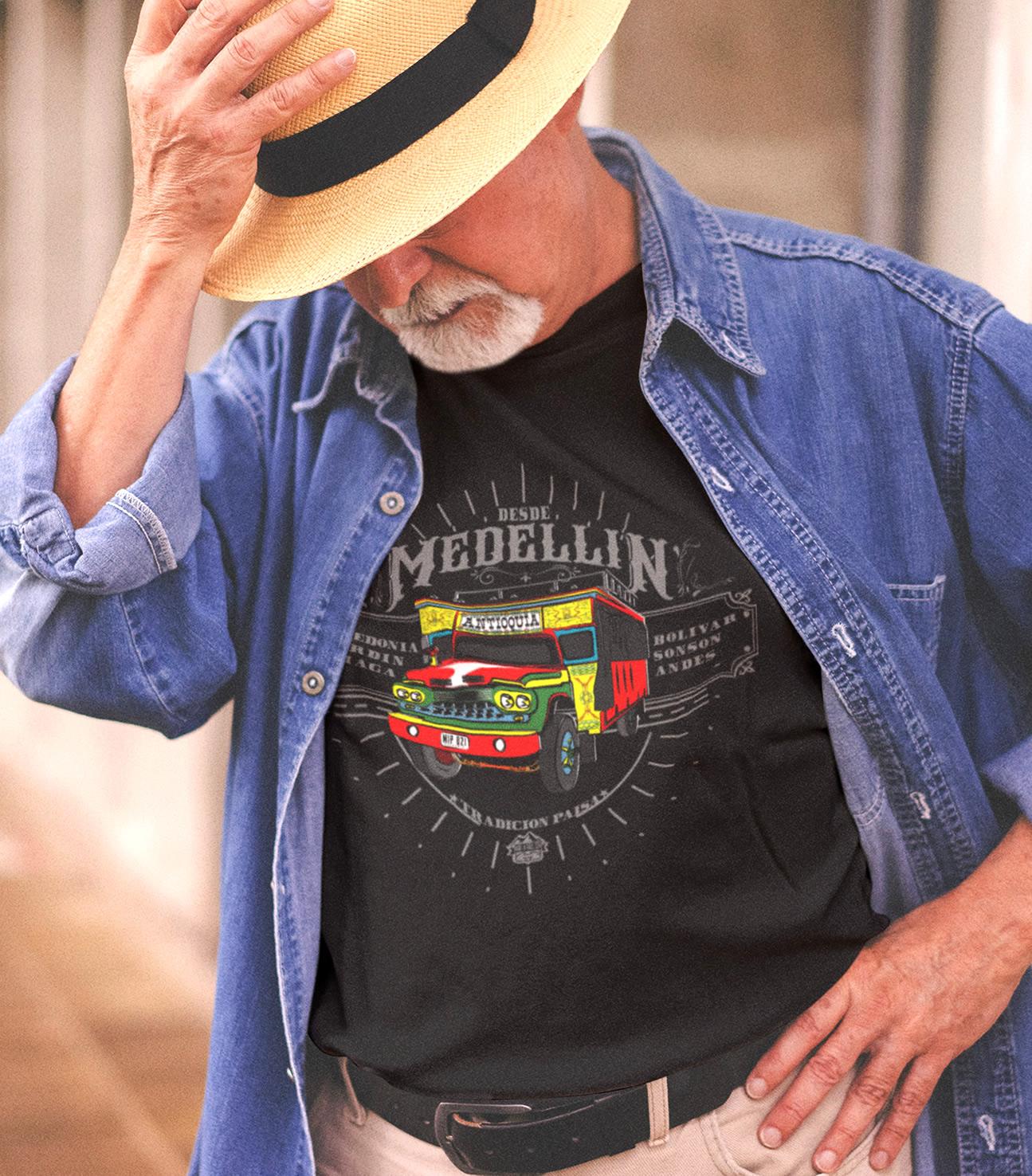 Camiseta Medellín Chiva